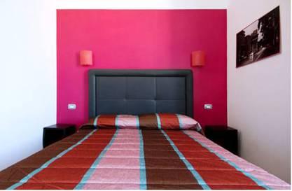 Habitación individual  del hotel Mf. Foto 1