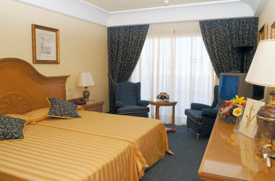 Habitación doble  del hotel Riu Palace Maspalomas