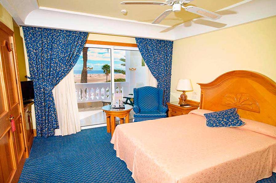 Habitación individual  del hotel Riu Palace Maspalomas