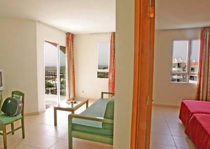 Habitación familiar  del hotel Dunas Mirador Maspalomas