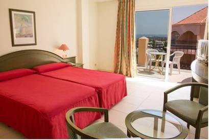 Habitación doble Vista Piscina del hotel Dunas Mirador Maspalomas