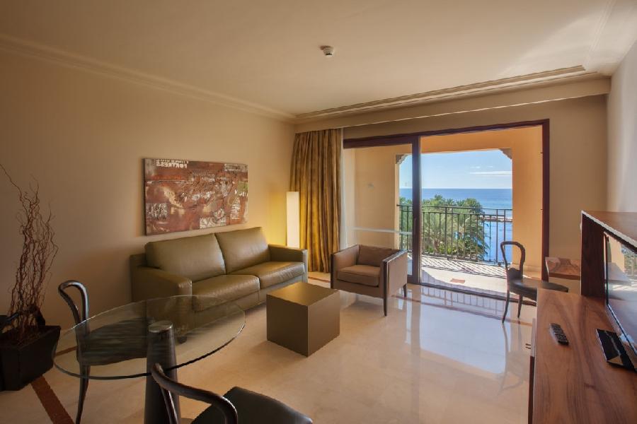 Suite Senior del hotel Lopesan Costa Meloneras Resort, Spa and Casino