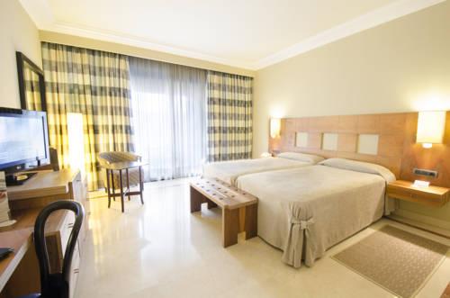 Habitación doble dos camas separadas del hotel Lopesan Costa Meloneras Resort, Spa and Casino