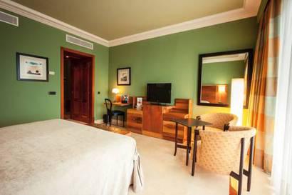 Habitación doble  del hotel Lopesan Costa Meloneras Resort, Spa and Casino