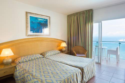 Suite del hotel Mogan Princess