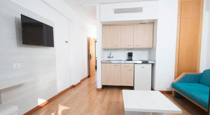 Apartamento 1 dormitorio  del hotel Green Field