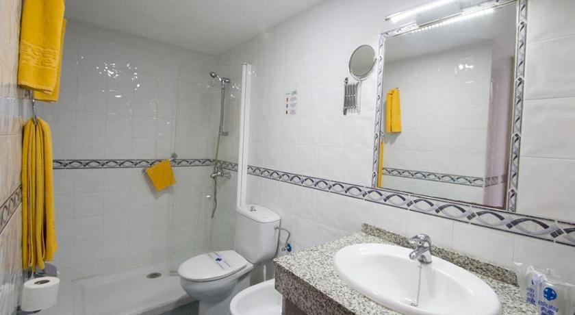 Apartamento 1 dormitorio  del hotel Green Field. Foto 2
