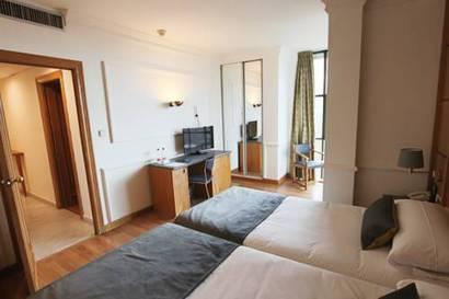 Habitación Doble del hotel Ohtels San Anton