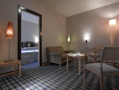 Habitación familiar  del hotel Macia Condor