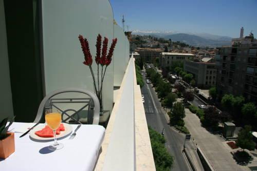 Habitación doble Terraza del hotel Macia Condor. Foto 3