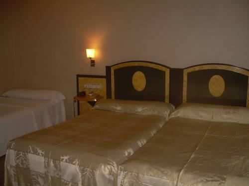 Habitación doble  del hotel Macia Condor