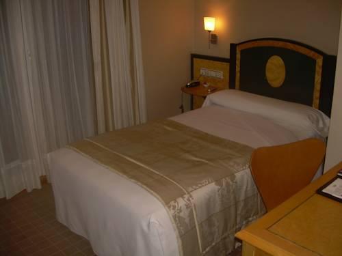 Habitación individual  del hotel Macia Condor. Foto 2