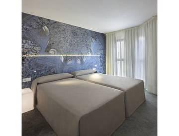 Habitación doble  del hotel Granada Five Senses Room and Suites. Foto 1