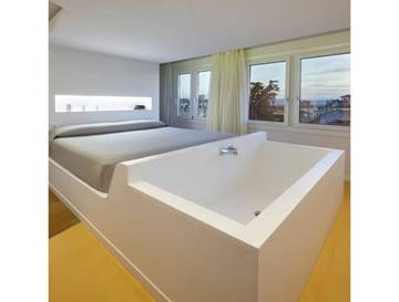 Junior suite  del hotel Granada Five Senses Room and Suites