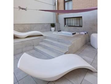 Junior Suite Jacuzzi y Terraza del hotel Granada Five Senses Room and Suites. Foto 1