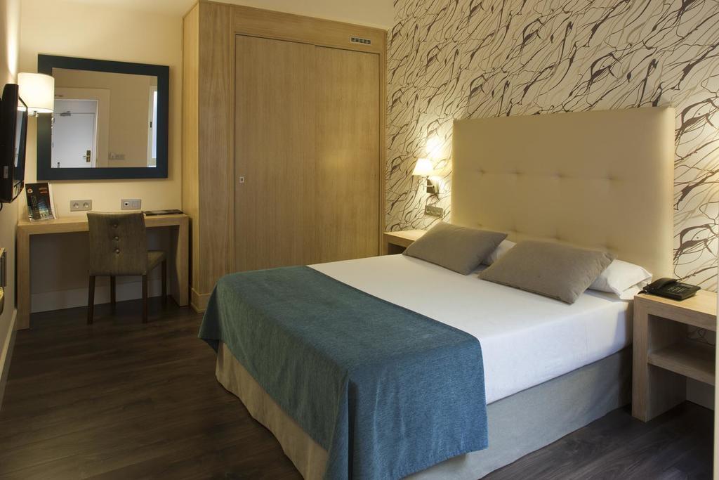 Habitación individual  del hotel Barceló Carmen