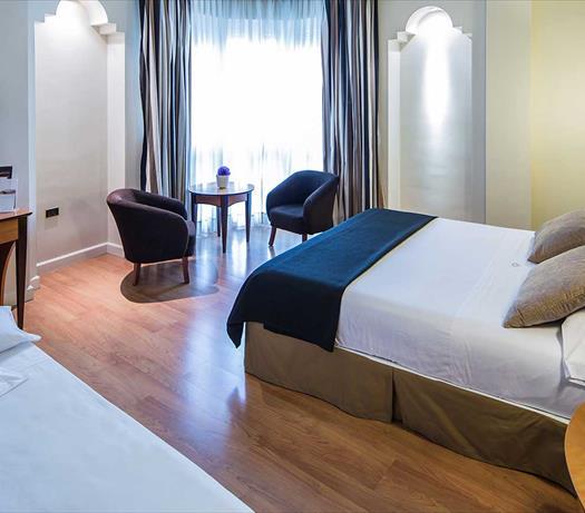 Habitación doble Comunicada del hotel Barceló Carmen