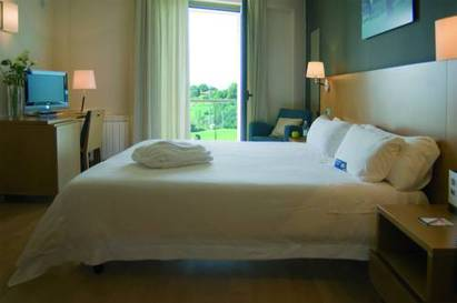 Habitación doble Superior del hotel Palacio de Aiete