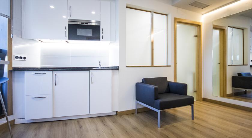 Apartamento 1 dormitorio Lujo del hotel Palacio de Aiete. Foto 2