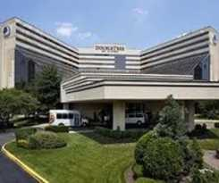 Hotel Doubletree By Hilton Newark Airport