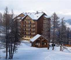 Apartamentos Residence Constellation Forêt Blanche