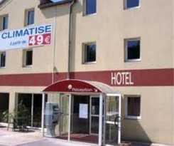Hotel De La Thalie Inter Hotel