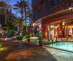 Hotel the pearl of marrakech