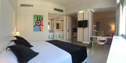 Junior suite  del hotel Weare Chamartin. Foto 1