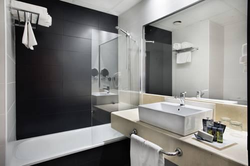 Habitación doble dos camas separadas del hotel Weare Chamartin. Foto 1