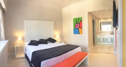 Junior suite  del hotel Weare Chamartin. Foto 2