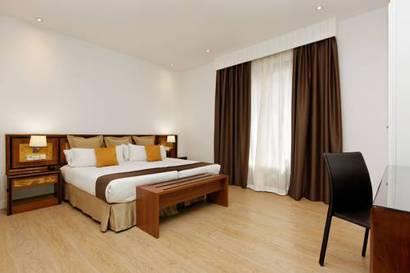 Habitación doble  del hotel Mayorazgo