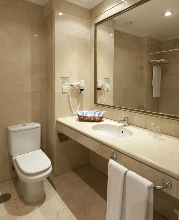 Habitación doble Lujo del hotel Osuna