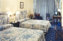 Habitación doble  del hotel Osuna