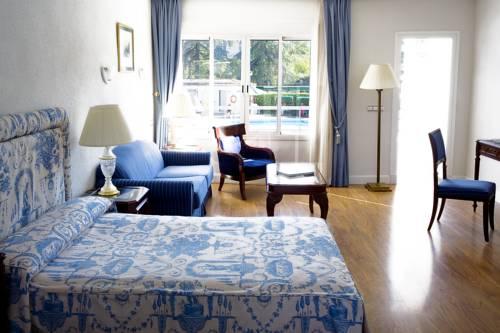 Habitación doble Superior del hotel Osuna