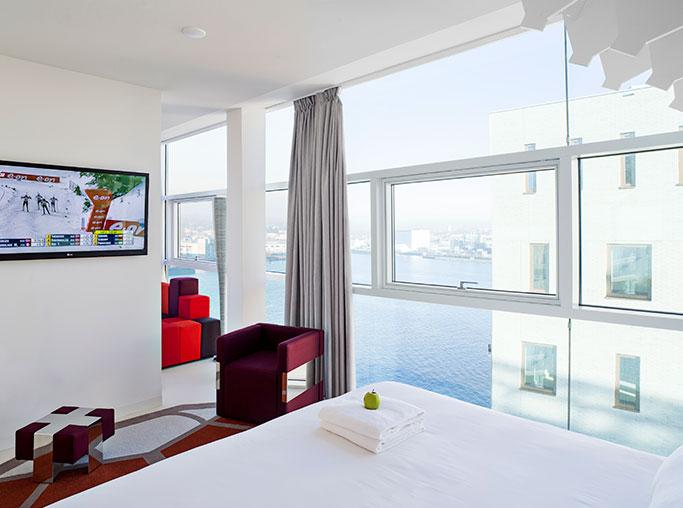 Junior suite  del hotel Room Mate Aitana. Foto 3