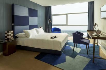 Habitación Estándar con Vistas del hotel Room Mate Aitana