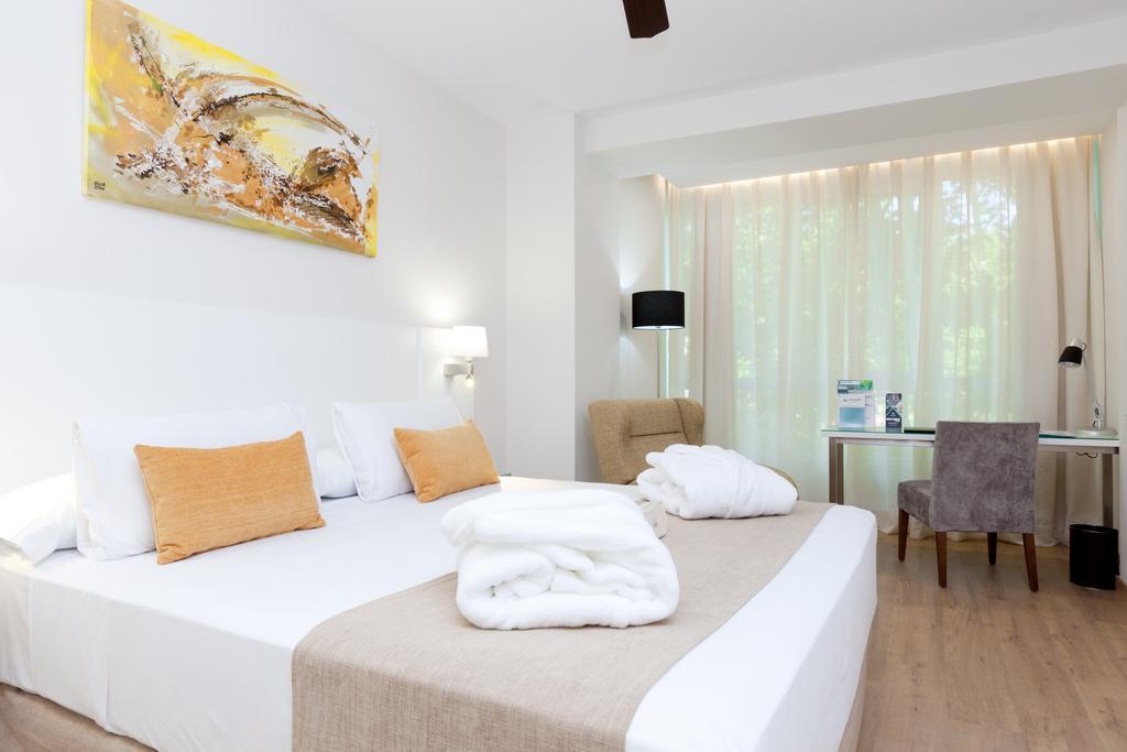 Habitación doble Ejecutiva del hotel Senator Barajas