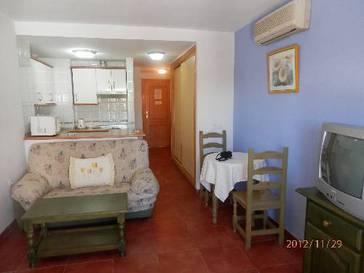 Apartamento 1 dormitorio  del hotel La Fonda. Foto 3