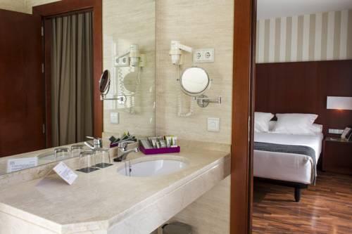 Doble Estándar del hotel Zenit Malaga
