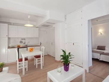 Apartamento 1 dormitorio  del hotel whala!Beach. Foto 2