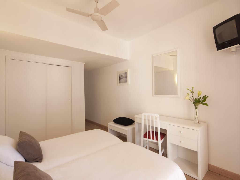 Habitación doble Interior Económica del hotel whala!Beach