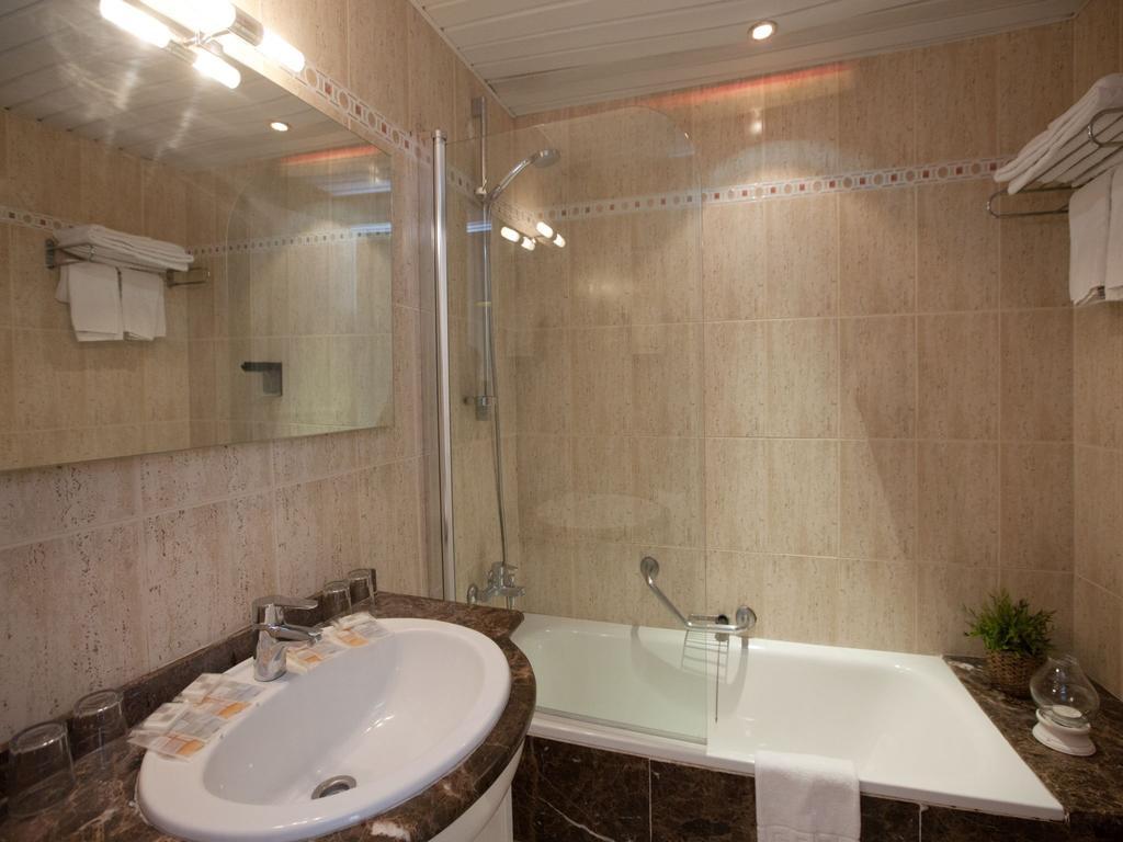 Habitación doble Interior Económica del hotel whala!Beach. Foto 1