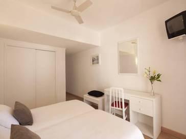 Habitación doble dos camas separadas del hotel whala!Beach. Foto 3