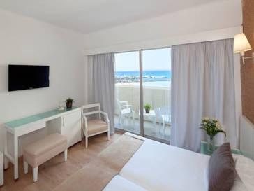 Habitación doble  del hotel whala!Beach. Foto 1
