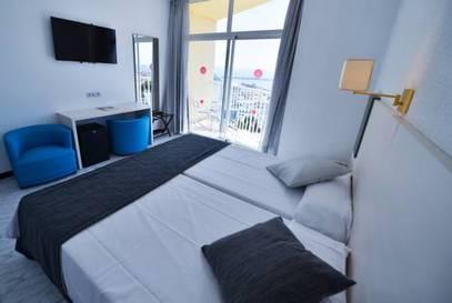 Habitación doble Vista Mar del hotel Amic Horizonte. Foto 2