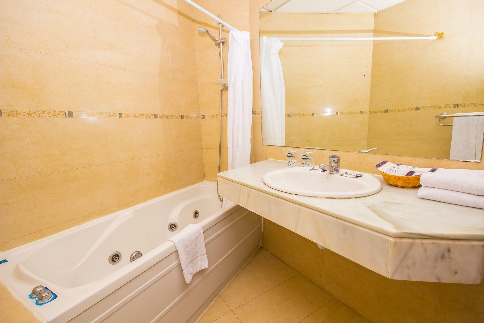 Doble del hotel Amic Horizonte. Foto 1