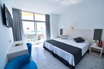 Habitación doble Vista Mar Superior del hotel Amic Horizonte. Foto 2
