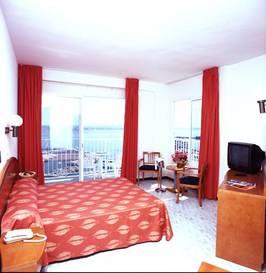 Junior suite Vista Mar del hotel Amic Horizonte. Foto 1