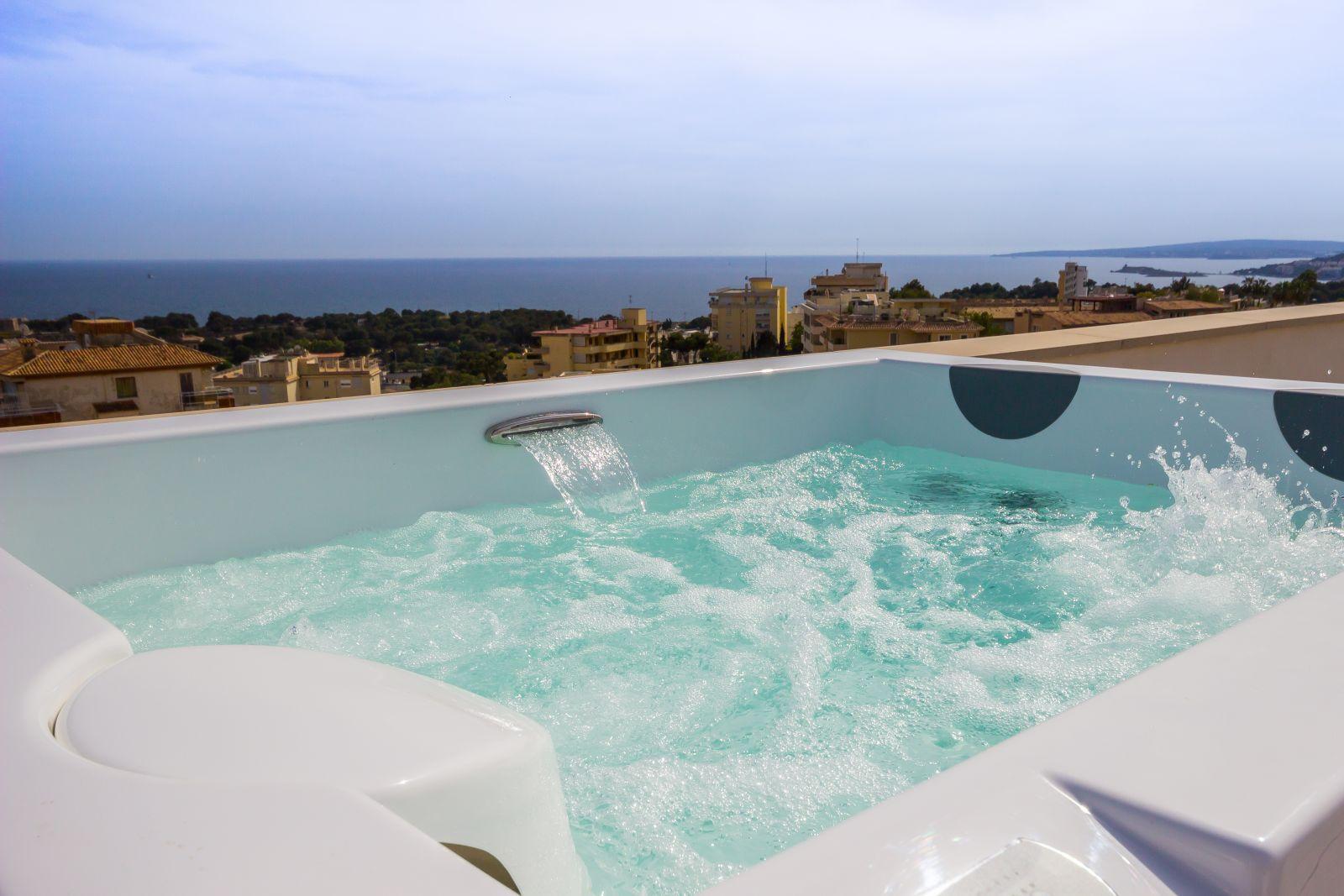 Suite Lujo del hotel Amic Horizonte. Foto 1