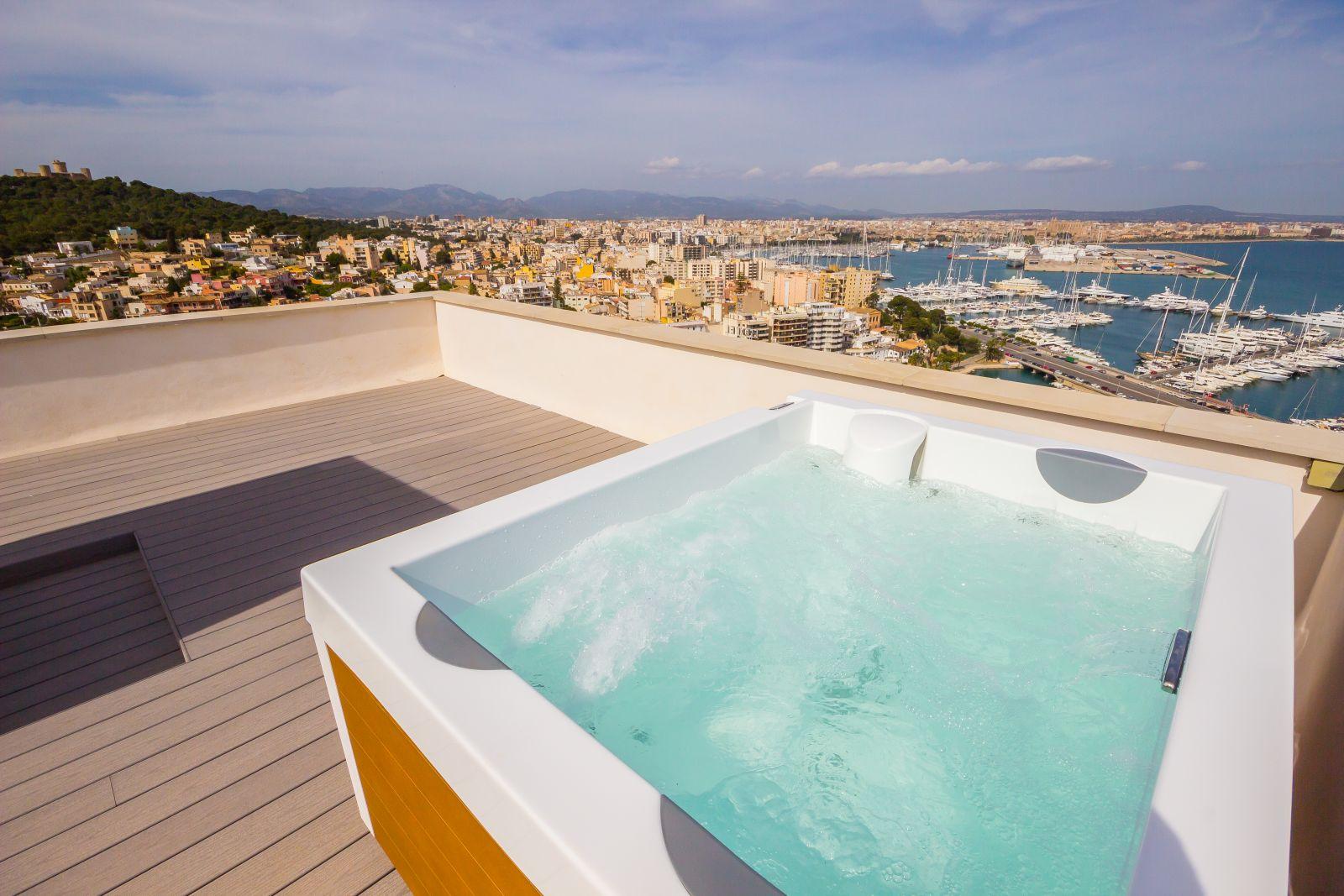 Suite Lujo del hotel Amic Horizonte. Foto 3